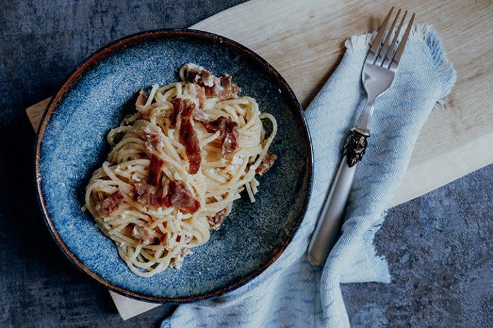 Spaghetti Carbonara – Original Rezept für den Pastaklassiker