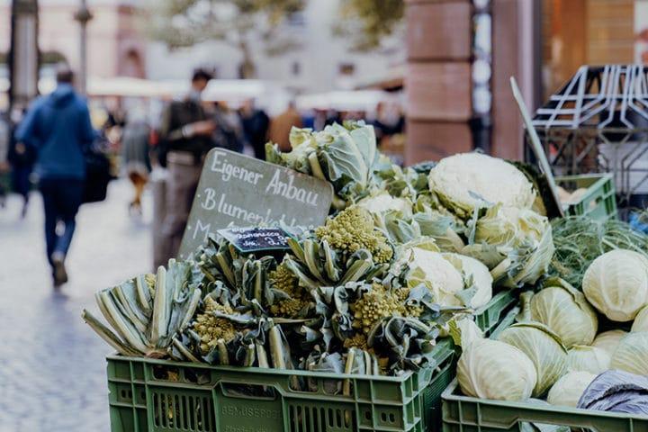 Der Mainzer Wochenmarkt