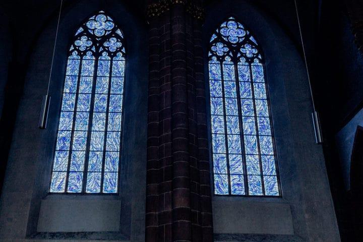 Die Pfarrkirche St. Stephan in Mainz