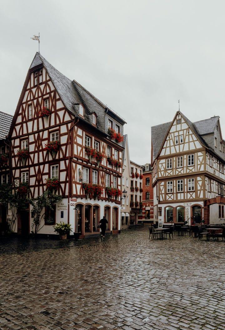 Der Kirschgarten – einer der schönsten Plätze in Mainz