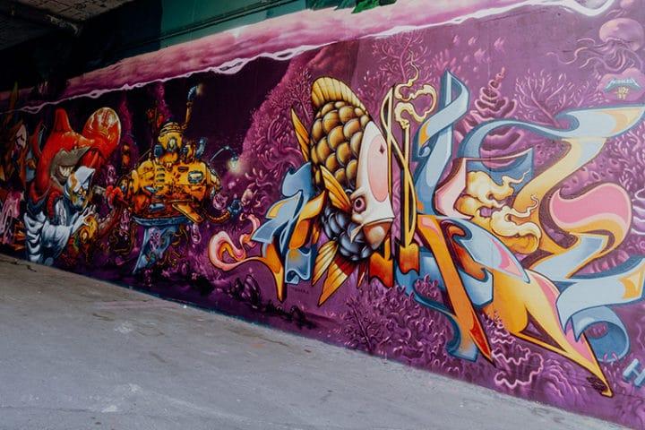 Streetart in Mainz