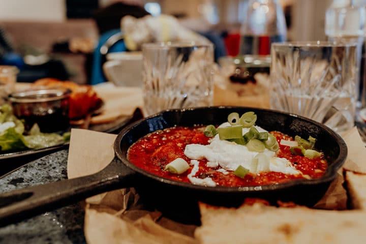 Frühstück im Wilma Wunder in Mainz
