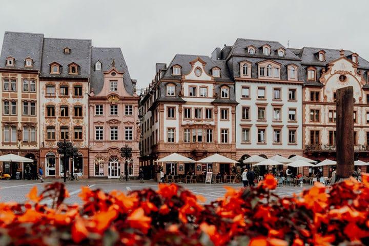 Der Mainzer Marktplatz