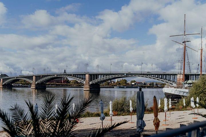 Theodor-Heuss-Brücke Mainz