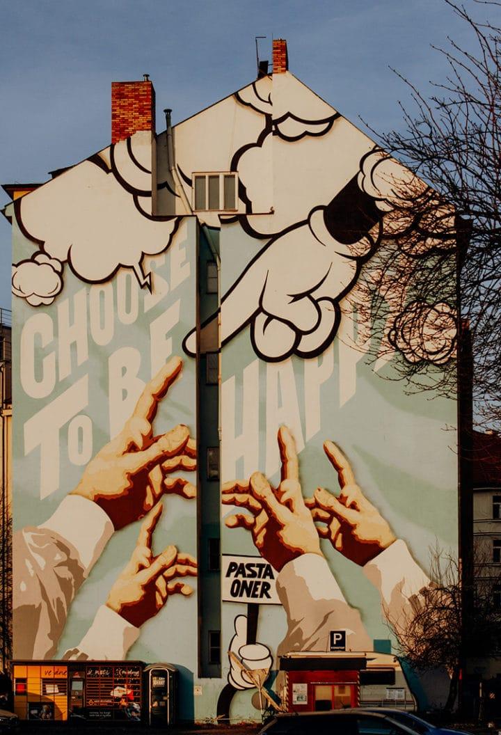 Street Art in Prag