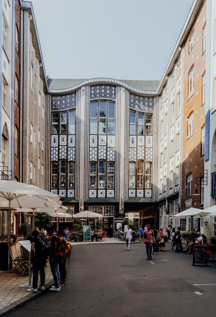 Die Hackeschen Höfe Berlin