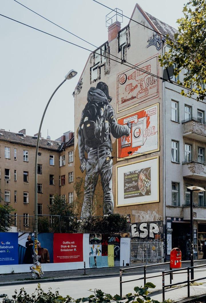 Street Art in Berlin
