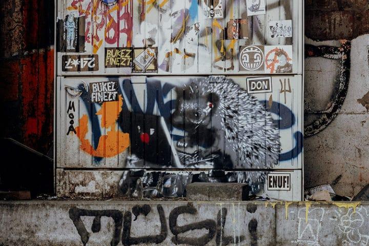 Das RAW-Gelände Berlin