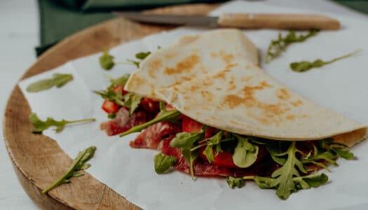 Piadina romagnola – Rezept aus der Emilia-Romagna
