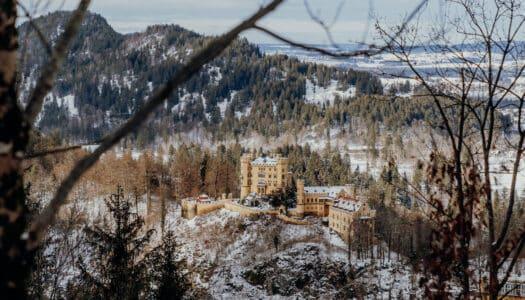 Wanderung von Hohenschwangau rund um den Alpsee