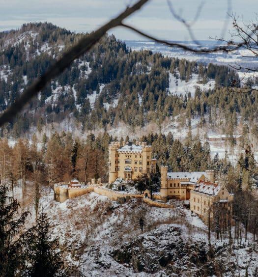 Wanderung von Hohenschwangau um den Alpsee