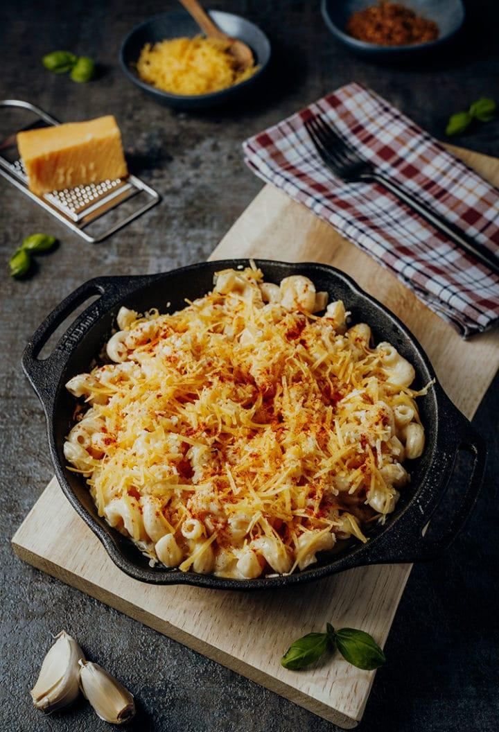 Mac and Cheese – Original amerikanisches Rezept für Käse-Makkaroni