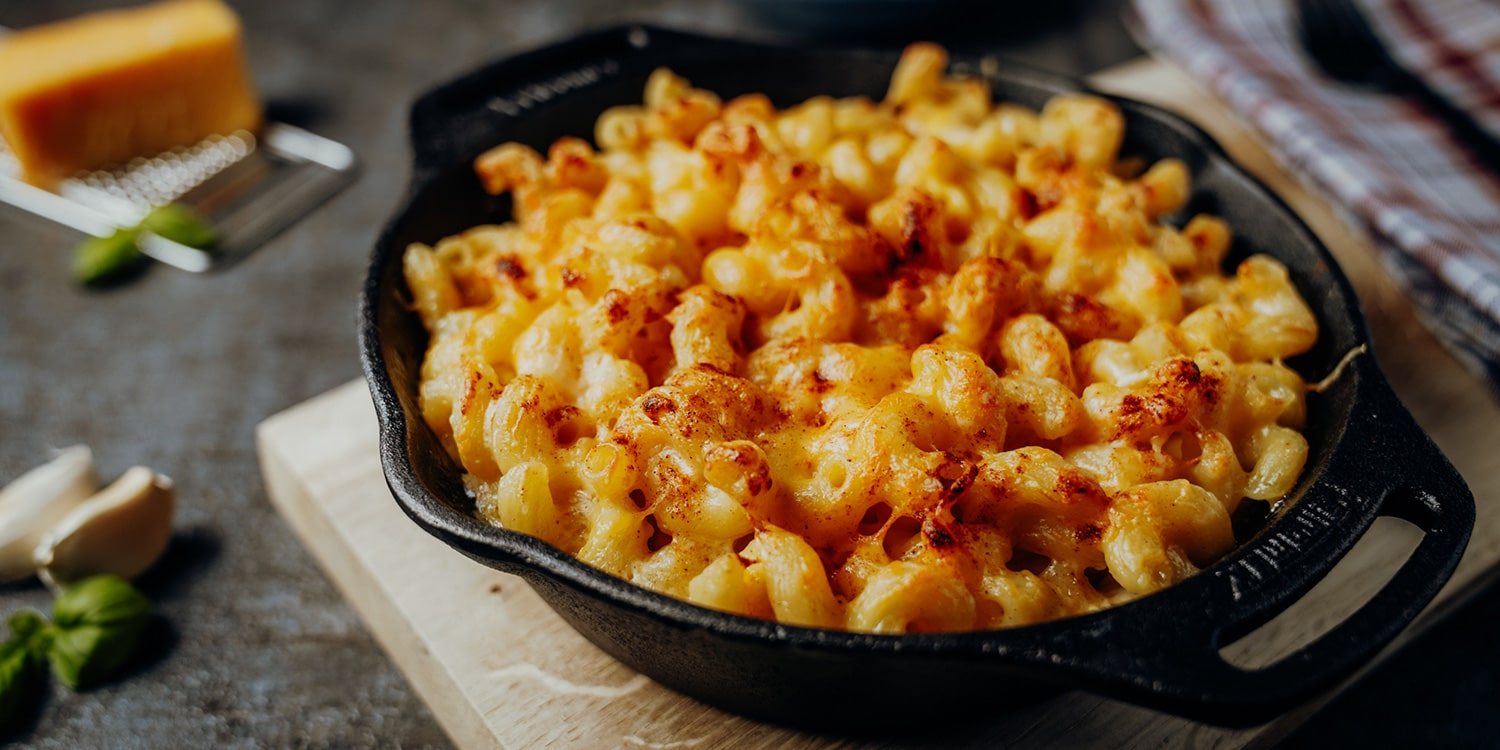 Mac and Cheese – Original amerikanisches Rezept | Reisehappen