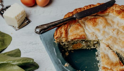 Torta Pasqualina – italienische Ostertorte