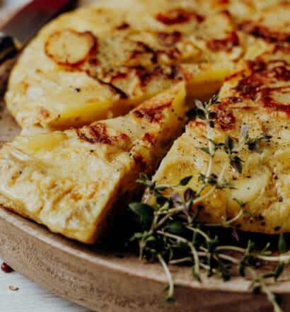 Tortilla de patatas – Rezept aus Spanien
