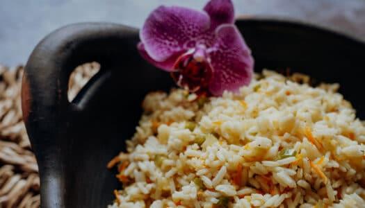 Polynesischer Reis – Rezept aus Tahiti