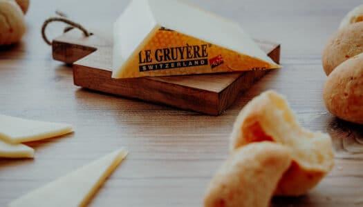 Pão di Queijo Rezept mit Le Gruyère AOP