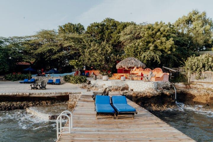 Jakes at Treasure Beach Jamaika