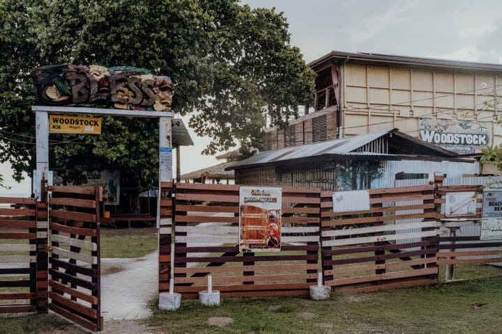 Die Woodstock Bar in Negril