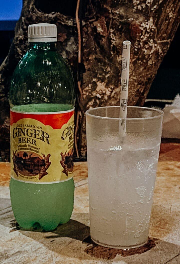 Jamaikanisches Ginger Beer