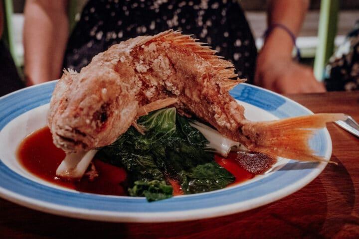 Fish Escovitch
