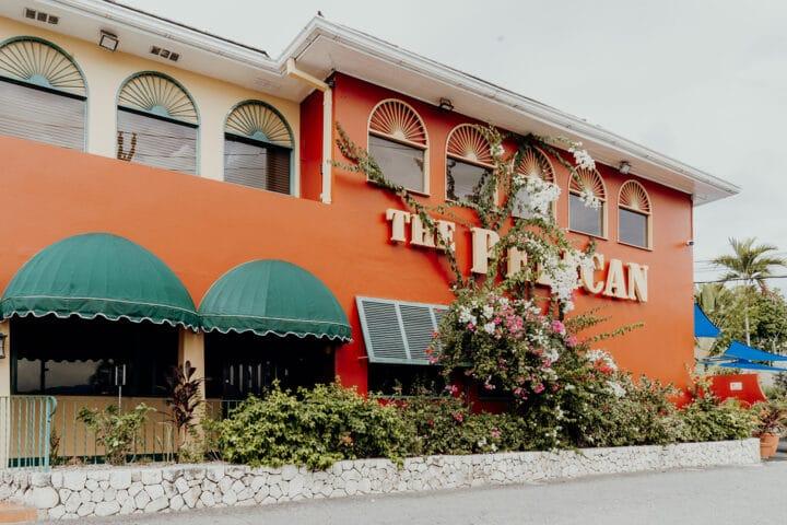 The Pelican Grill Montego Bay