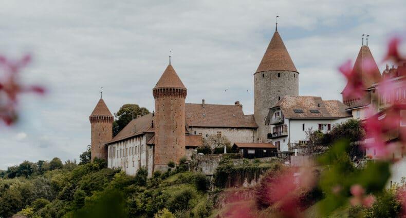 Estavayer-le-Lac – ein echter Geheimtipp am Neuenburgersee