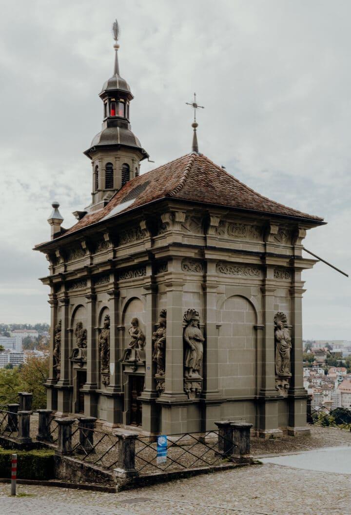 Die Loretokapellein Fribourg