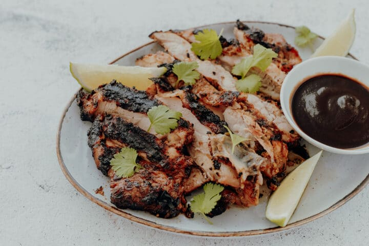 Jerk Chicken - Rezept aus Jamaika