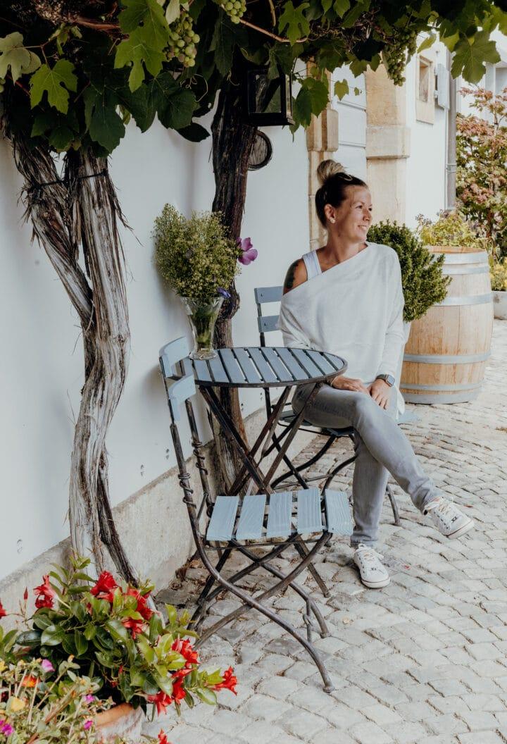 Das Weingut Le Domaine Derron in Môtier