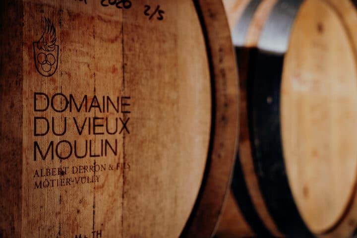 Das Weingut Le Domaine Derron in Motier