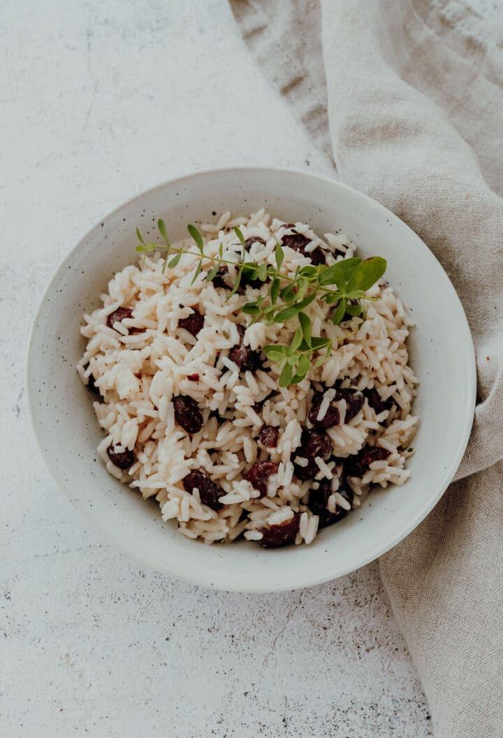 Rice and Peas – Jamaikanisches Rezept