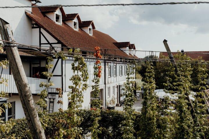 Hopfengut N°20 in Tettnang am Bodensee