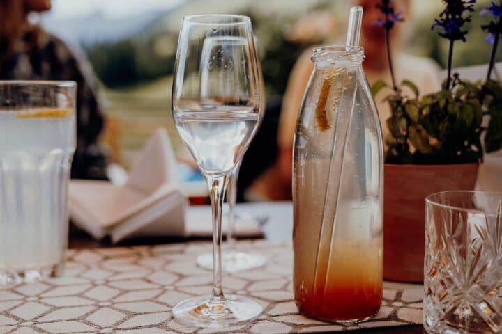 Das Hotel Mohnenfluh – Speisen auf einer der schönsten Terrassen in Vorarlberg