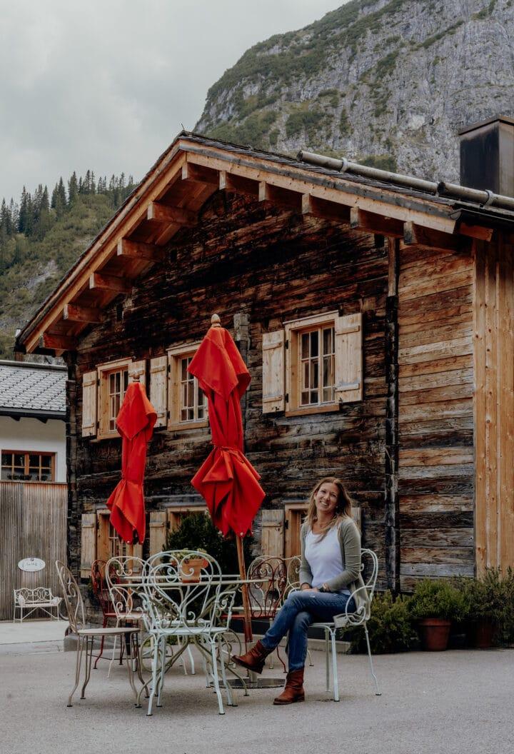 Zu Gast bei einem der talentiertesten Köche der Alpen – Der Rote Wand Chef's Table im Schualhus