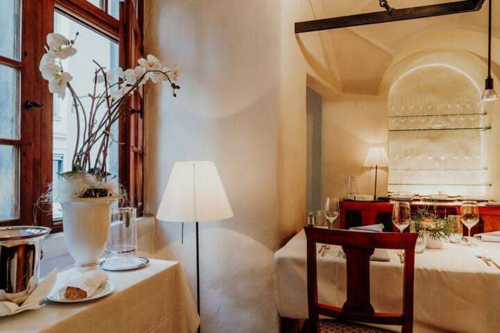 Die Gaststuben zum Schlössli in St. Gallen